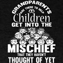 Grandparents Are There To Help Children T T-Shirt