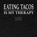 Funny Taco Lover Shirt Eating Tacos Is My T-Shirt