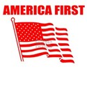 America First Flag T-Shirt