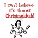 Retro Christmukkah White T-Shirt