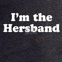 I'm the hersband Dark T-Shirt