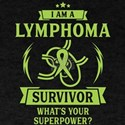 I Am a Lymphoma Survivor, What's Your Superpower T