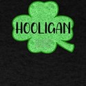 St Patricks Day Hooligan Shamrock T-Shirt