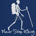 Never Stop Hiking T-Shirt