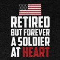 Retired Soldier Retirement Veteran T-Shirt