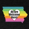 Iowa - All Are Welcome Here T-Shirt