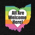 Ohio - All Are Welcome Here T-Shirt