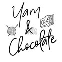 Yarn and chocolate t-shirt design T-Shirt