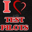 I love Test Pilots T-Shirt