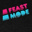 Retro Feast Mode Thanksgiving T-Shirt