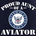 Proud Aunt of a Navy A Shirt