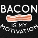 Bacon Is My Motivation T-Shirt