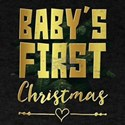 Baby's First Christmas T-Shirt