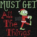 Must Get Things Zombie Santa T-Shirt