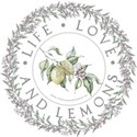 Life Love and Lemons Logo T-Shirt