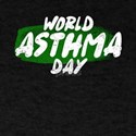 Asthma Adult World Asthma Day Asthma Grand T-Shirt