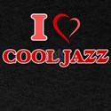 I Love COOL JAZZ T-Shirt