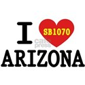 I Heart Arizona White T-Shirt