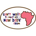 Africa Can't Wait to Meet bab Women's T-Shirt