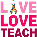 Live Love Teach Autism