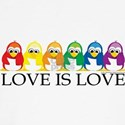 Love Is Love: Penguins