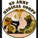 Army - Medical Corps - Medic Dark T-Shirt