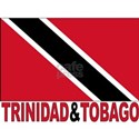 Trinidad & Tobago Flag T-shirts
