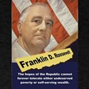 The Hopes Of The Republic - FDR T-Shirt