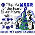 Holiday Penguins Huntington's Disease Gifts
