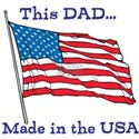 This Dad... Made in the USA T-Shirt