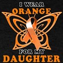 I Wear Orange for my Daughter T-Shirt