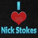 I heart Nick Stokes T-Shirt