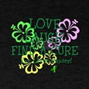 Love Laugh Cure Liver T-Shirt