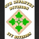 Army - Division - 4th Infantry Women's Long Sleeve