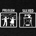 Problem Solved Sewing T-Shirt