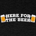 Emoji Here for the Beer T-Shirt