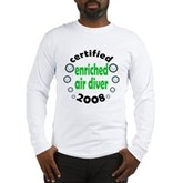 Enriched Air Diver 2008 Long Sleeve T-Shirt