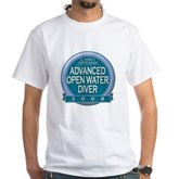 Certified AOWD 2008 White T-Shirt