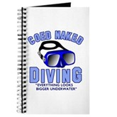 Coed Naked Diving Journal