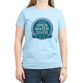 Open Water Diver 2009 Women's Light T-Shirt