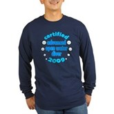 Advanced OWD 2009 Long Sleeve Dark T-Shirt