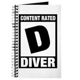Rated D: Diver Journal