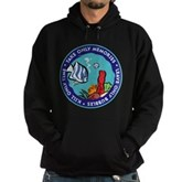 Take Only Memories (fish) Hoodie (dark)