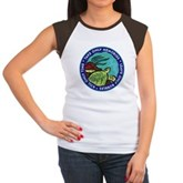 Take Only Memories (turtle) Women's Cap Sleeve T-S