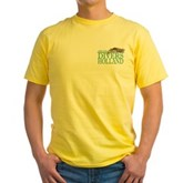 Zeeland Divers Holland Yellow T-Shirt